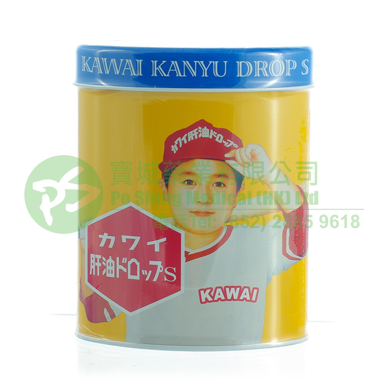 KAWAI 日本肝油丸 S