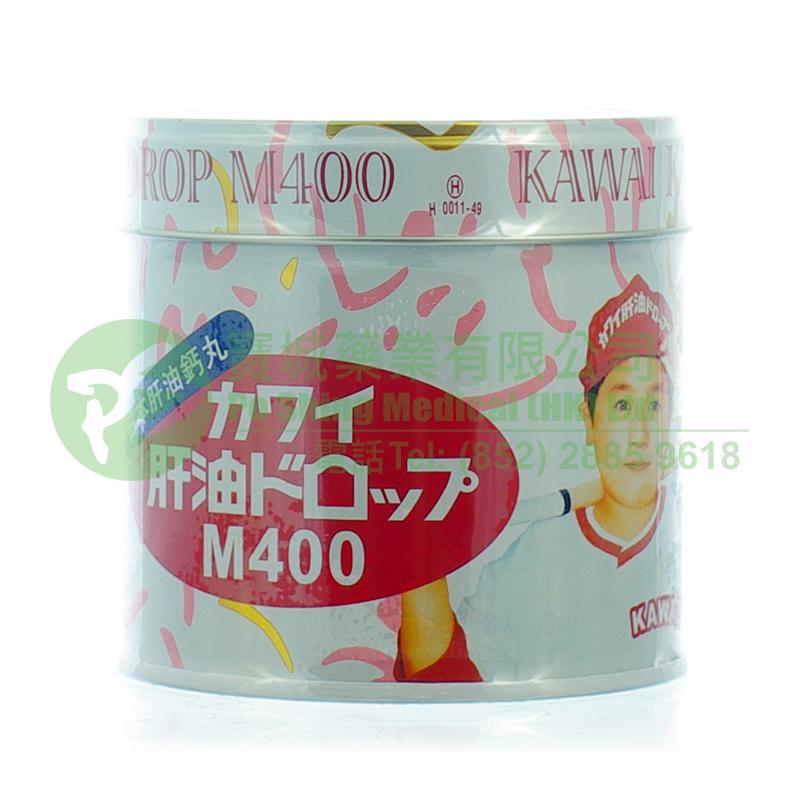 KAWAI 日本肝油鈣丸 M400